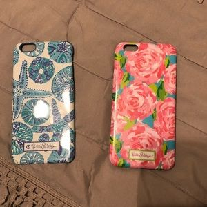 LILLY PULITZER IPHONE 6PLUS CASES